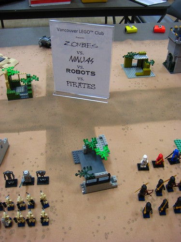 Trumpeter Salute 2011: Lego Wars