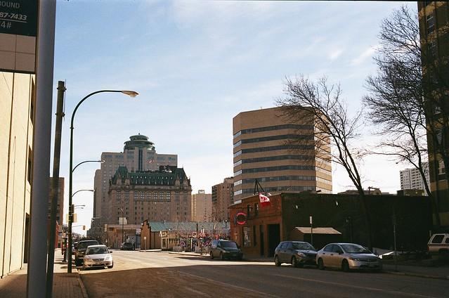 加拿大遊學日記16 (Pentax-ME + M40 F2.8)