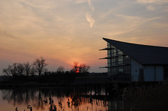 Tranquility... (Wire_cat) Tags: sunset sky lake water colours stanwick stanwicklakes theunforgettablepictures wirecat