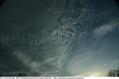 2011-04-06 847 clouds & sky over Indianapolis Indiana (Badger 23 / jezevec) Tags: sky cloud weather clouds wolke atmosphere formation nuage nuvem  nube arai  meteorology wolk oblak cwmwl nubi boira nvol 2011 chmura   koumoul  pilv qinaya  20110406