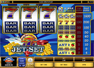 Jet Set slot game online review