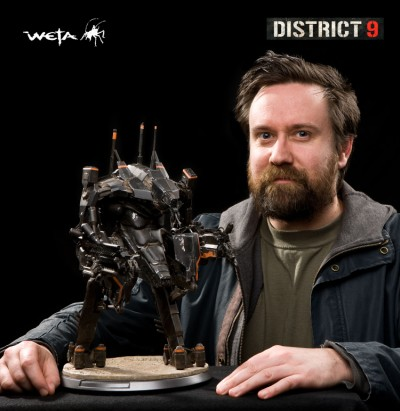 WETA District 9 Exosuit