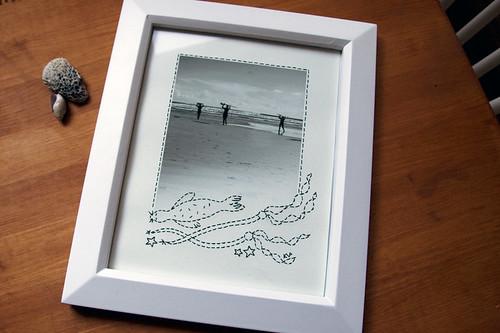 stitched photo