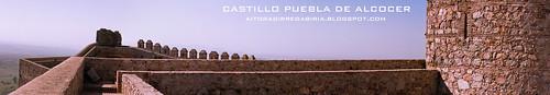 Castillo Puebla de Alcocer