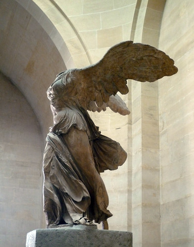 nike winged victory of samothrace smarthistory