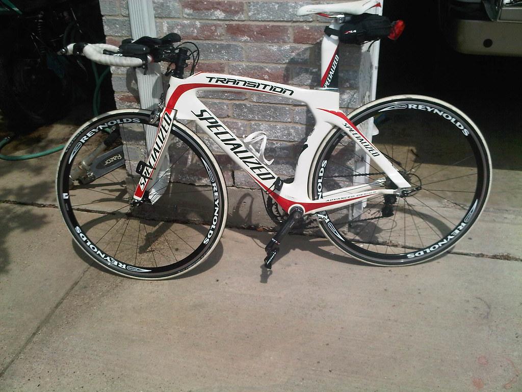 The Tri Bike