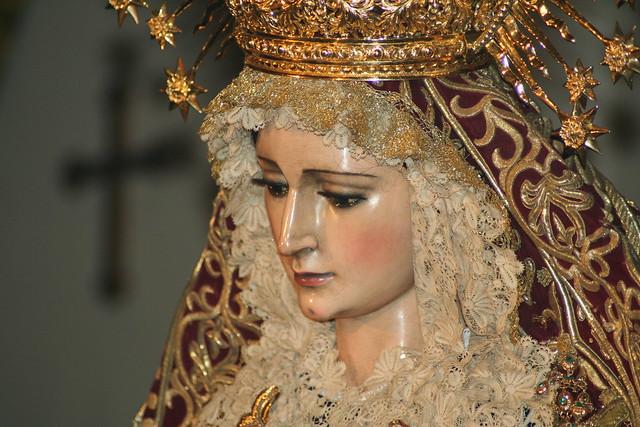 Nuestra Madre y Señora del Patrocinio. Besamanos 10-IV-2011