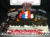 "Monster truck cake • <a style=""font-size:0.8em;"" href=""http://www.flickr.com/photos/40146061@N06/5606649257/"" target=""_blank"">View on Flickr</a>"