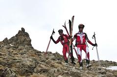 _DSC3912 (sr.u) Tags: barcelona ski race backcountry catalunya montaa aran touring pyrenees muntanya coll pirineo uec cursa 2011 aiguestortes xemeneies bassiero aneu