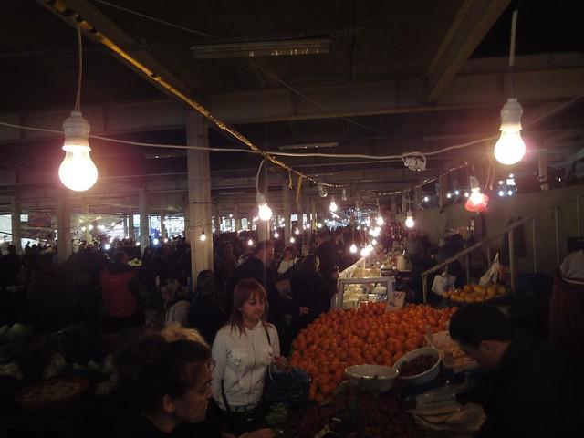 Fotografia do Mercado de Sábado de Besiktas, Istambul