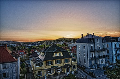 Bad Nauheim - HDR