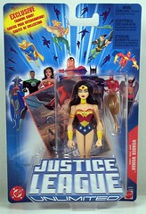 Justice League Unlimited Wonder Woman in package (FranMoff) Tags: toys wonderwoman actionfigures unlimited mattel justiceleague af1239