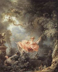 The Swing (allison.embry) Tags: art painting naughty french erotic european swinging cheerful 18thcentury rococo fragonard theswing lis5403sp11