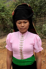 vietnam - ethnic minorities (Retlaw Snellac Photography) Tags: travel people asia image tribal vietnam thai tribe ethnic minority phot blackthai
