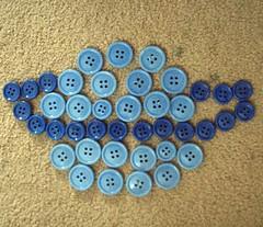 Blue Planet Button Picture