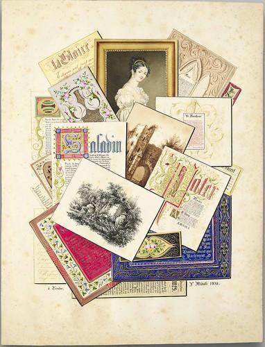 016- L'album du moyen-âge 1836- Jean Midolle