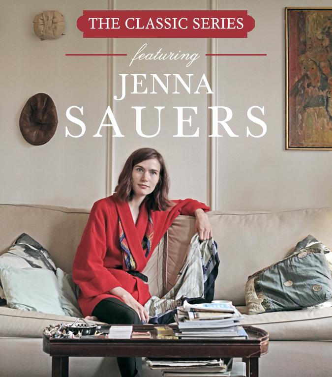 Classic Series: Jenna Sauers