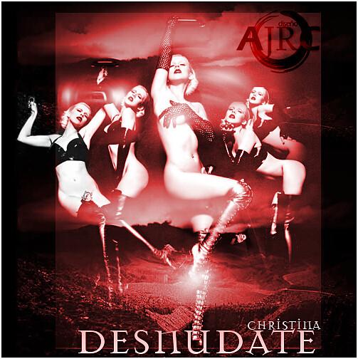 Christina Aguilera: Desnudate V.2 by AJRCD