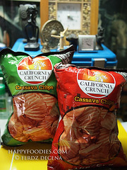 California Crunch Cassava Chips