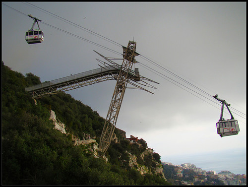 Teleférico Gibraltar