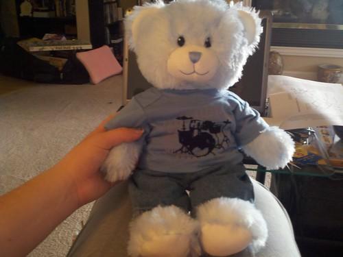 A Bear for D