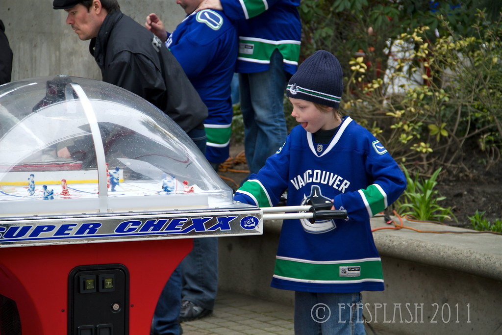 Hockey Rules in Vancouver