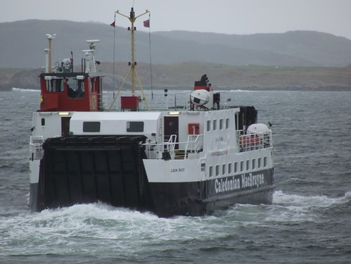Iona Ferry Campbell Cameron