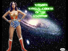 GIANTESS WONDER WOMAN (darthbriboy) Tags: woman hot sexy wonder dc carter universe ruler lynda giantess darthbriboy