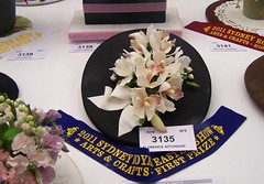 2011 Sydney Royal Easter Show: edible art 11 (dominotic) Tags: art cakes animals rural farm sydney australia sugar nsw newsouthwales produce agriculture ras homebush theshow decorated artsandcrafts eastershow sydneyroyaleastershow lifestock edibleart agriculturalshow citymeetscountry icedcakes