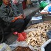 Selling ginger