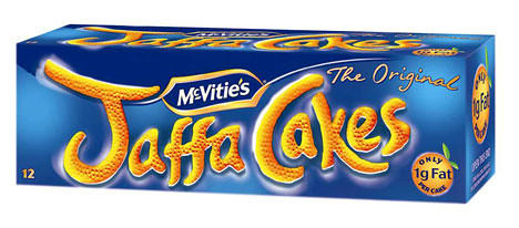 Jaffa Cakes Box