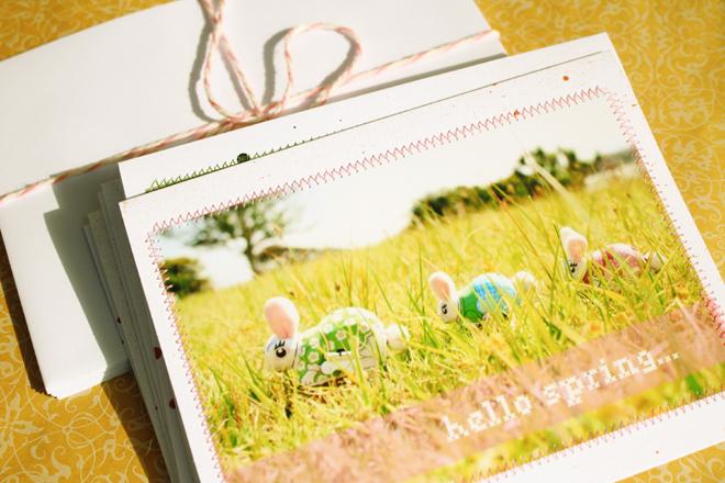 *Hello Spring* cards