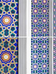 Focusing (AgusValenz) Tags: mosaic mosaico mosque centralasia kazakhstan eurasia mesquita atyrau kazajistan