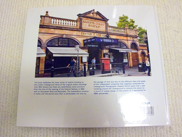 London Underground Stations Book