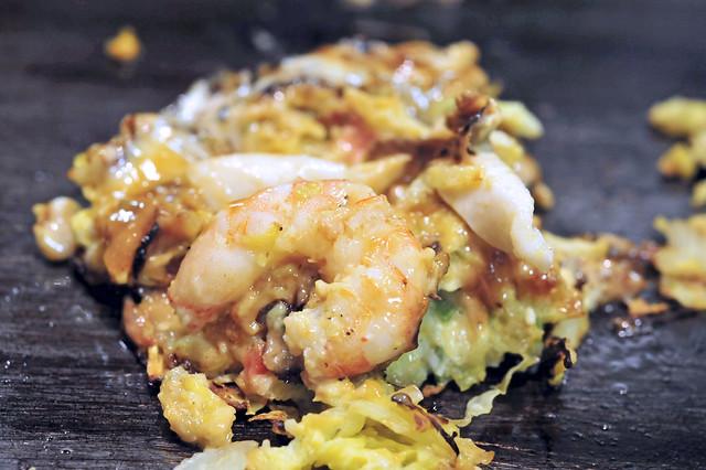 Fugetsu okonomiyaki