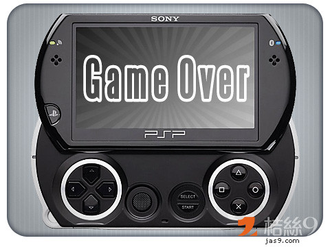 PSP-go-Game-over