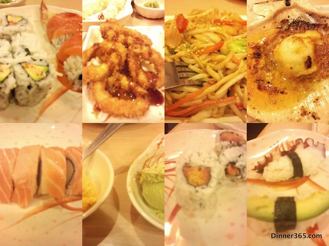 Day 111 - Sushi