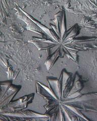 Aluminum Chloride 12... (Sea Moon) Tags: abstract crystals crystallization dendrites