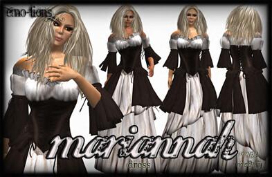 MARIANNAHDress