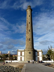 Gran Canaria - Maspalomas Lighthouse - Meloneras in the Winter
