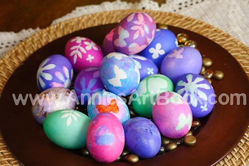 Easter Eggs 201106