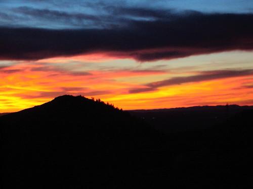 Lake Arrowhead Sunset-5
