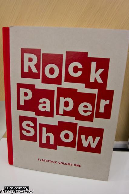 rockpapershow