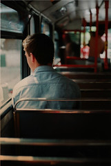 (Felix Gillies Creasey) Tags: trip summer bus buses youth lost back mood alone quiet finding head journey behind stroud youths
