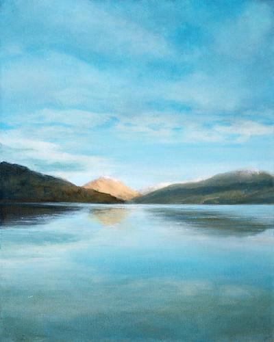 Loch Fyne - print proof