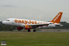 G-EZEC - 2129 - Easyjet - Airbus A319-111 - Luton - 100825 - Steven Gray - IMG_2216