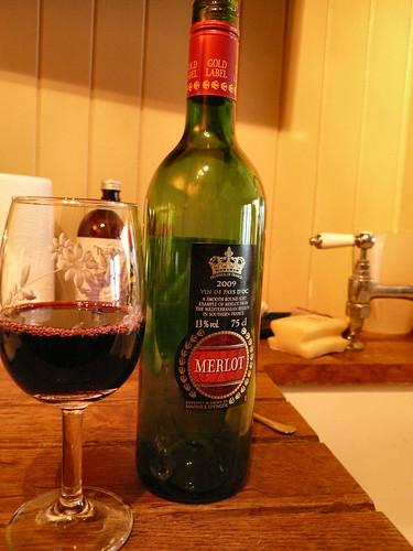 Last wine