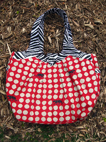 Cosmo Bag from Amy Butler Style Stitches