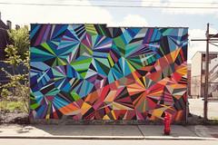 XYZ - Matt W Moore mural, Cincinnati (chrisglass) Tags: mural cincinnati clayst mattwmoore yescincinnati