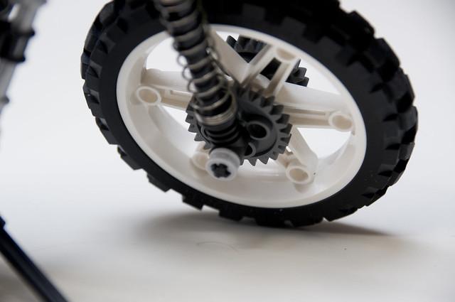 TT1000G (Lego): doble disco delantero